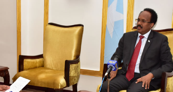 President Farmaajo's Addis Ababa Interview (Part 3)  Relations with Federal Member States (FMSs)  by Dr. Aweys Omar Mohamoud May 18, 2020