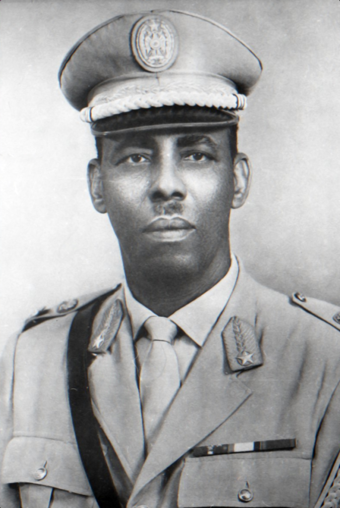 SOMALIA AT SIXTY (PART II) Brief Historical Reflections  Siyad Barre's Rise to Power, 1969-91